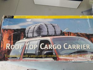 Roof Top Cargo Carrier, Bag, Great condition, $15 for Sale in Jacksonville, FL