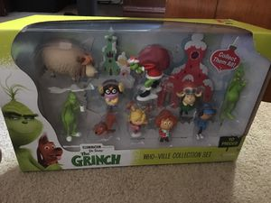 The grinch collection set for Sale in Buckeye, AZ