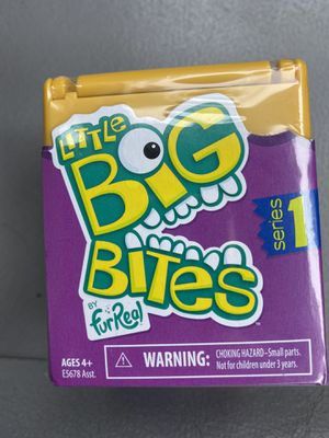 FurReal friends little big bites for Sale in Edmonds, WA