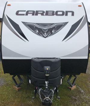 2017 Keystone Carbon 35 Toy Hauler 12ft Garage RV Trailer WARRANTY for Sale in Vancouver, WA
