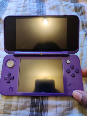 Grey and purple Nintendo new 2ds xl with 200 3ds games , ds , 2ds , 128gb for Sale in Los Angeles, CA