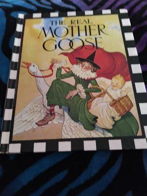 Mother goose book 1916 for Sale in Wichita, KS