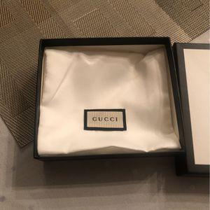 Gucci Box For Wallet for Sale in Chula Vista, CA