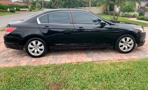Black 2009 Honda Accord FWDWheels Good for Sale in Tallahassee, FL