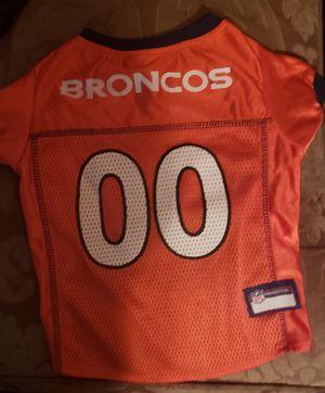 Bronco medium jersey nwot for Sale in Pueblo, CO