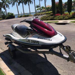 2011 Kawasaki STX 15F for Sale in Palmetto, FL