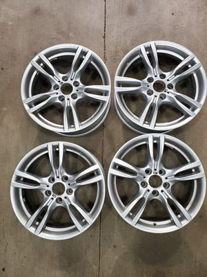 "🔥 BMW 18"" M Rims 5x120 for Sale in Mundelein, IL"
