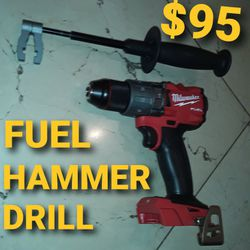 Milwaukee M18 Hammer Drill 1/2 Fuel for Sale in Los Angeles,  CA