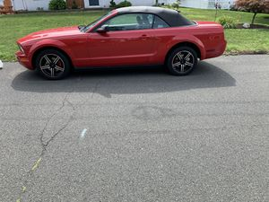 2005 Ford Mustang convertible v6 for Sale in Hardwick, MA