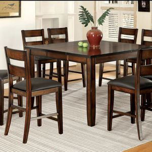 9PC Dining Table Set for Sale in Fontana, CA
