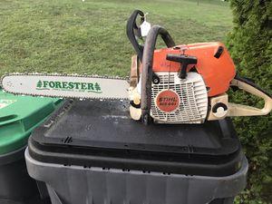 Stihl ms441 magnum chainsaw for Sale in Stafford, VA