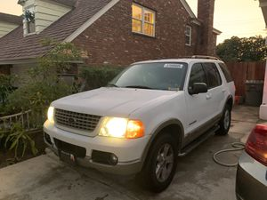 Ford Explorer for Sale in Buena Park, CA