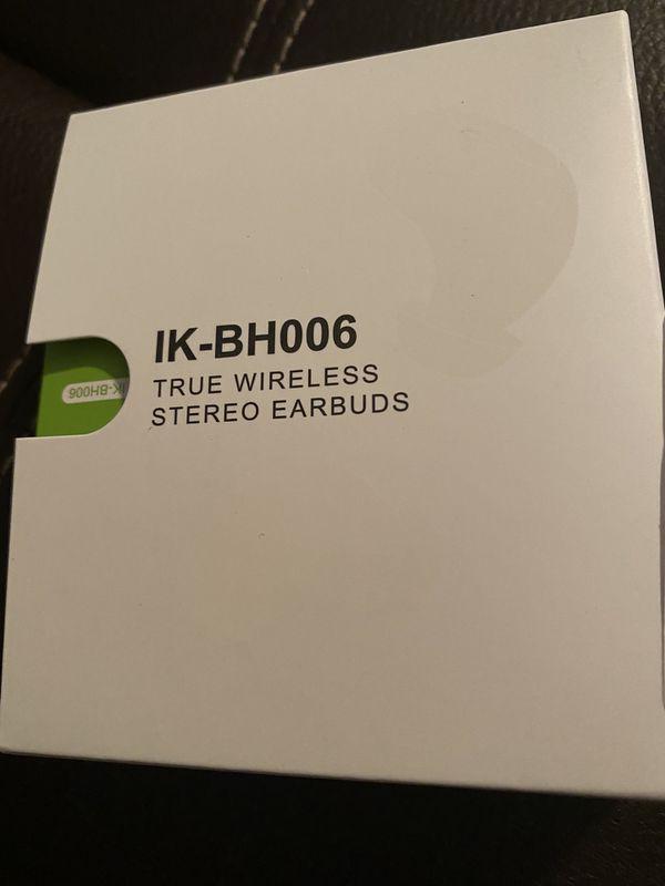 Brand new wireless earbuds