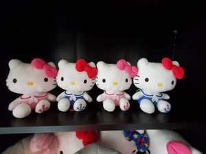 Japanese KAWAII Plush HELLO KITTY SET for Sale in Temecula, CA
