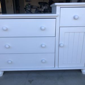 Baby Changing Table Pottery Barn for Sale in Orange, CA