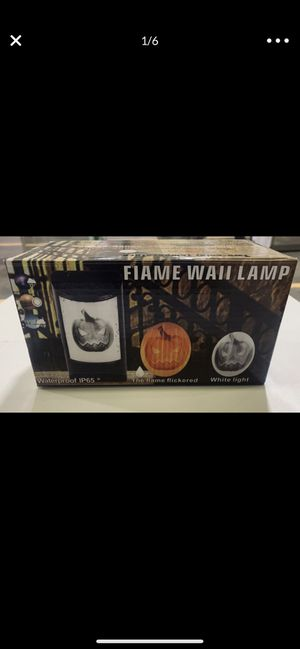Holiday Frame Wall Lamp for Sale in Richmond, VA