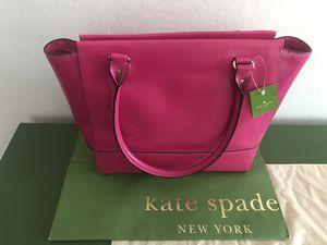 Kate Spade handbag (camryn WKRU3842 wellesley) color:swthrtpink (686) for Sale in Oakland, CA