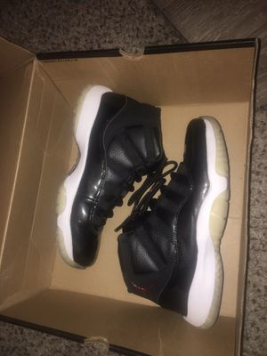 Jordan 11s 72-10 size 8.5 for Sale in Las Vegas, NV
