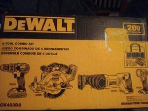 Cordless drill set DeWalt for Sale in Waynesboro, VA