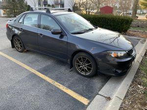 2008 Subaru Impreza 2.5L Premium for Sale in Wheaton, IL