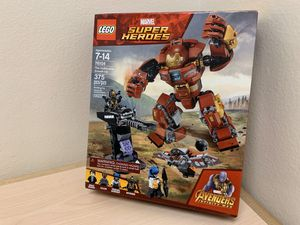 LEGO Hulkbuster Smash-up 76104 (375 pcs), NISB for Sale in Eugene, OR