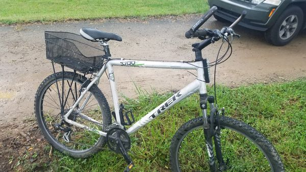 Trek mountain bike 3700 3series