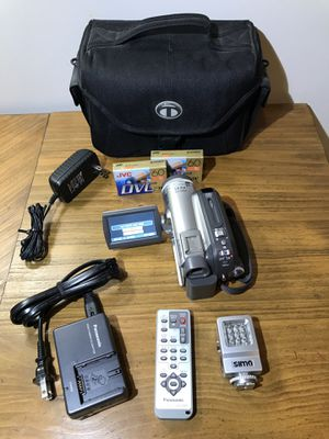 Digital Video Camera Panasonic PV-GS320 for Sale in Oakton, VA