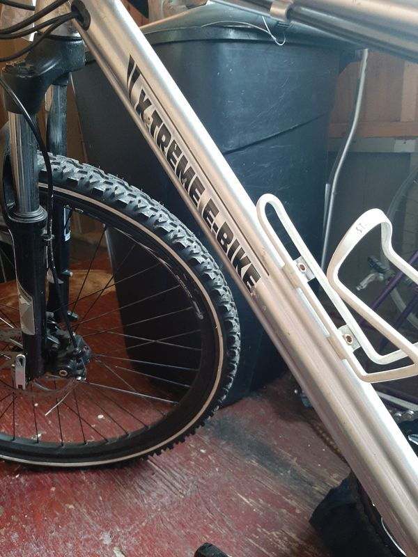 I have an electric bike for sale or trade for trials bike