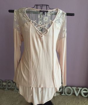 Size Medium Olivia Sky Blouse for Sale in Pittsburg, CA