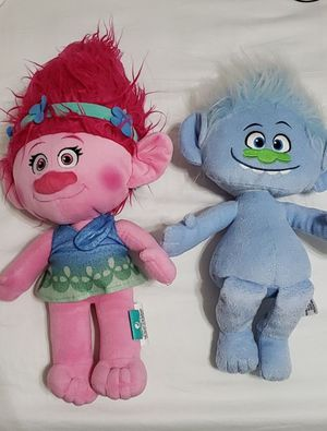Trolls dreamworks dolls for Sale in Haines City, FL