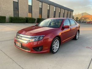 2012 Ford Fusion SEL for Sale in Salt Lake City, UT