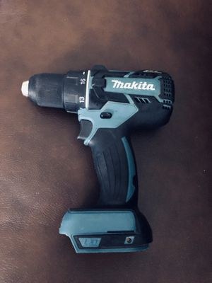 18v makita drill tool only for Sale in Nashua, NH