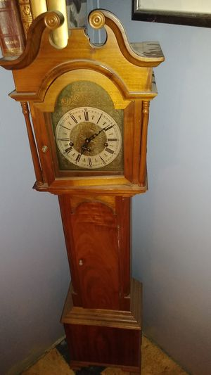 Antique miniature grandfather clock for Sale in Columbia, SC