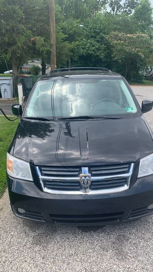 2010 Dodge Grand Caravan high mileage selling as is still run drive every thing work for Sale in Vineland, NJ