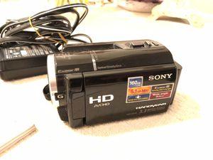 Sony handycam HDR-XR160 for Sale in Wenatchee, WA