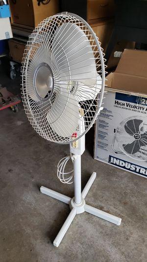 "FAN - Oscillating Pedestal 16"" for Sale in La Mesa, CA"