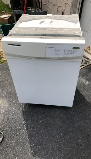 Whirlpool dishwasher for Sale in Washington Boro, PA