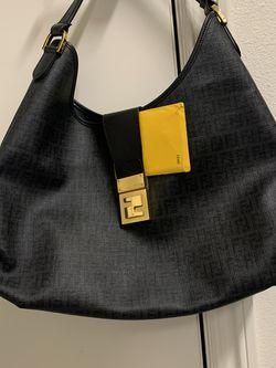 FENDI Zucchino Spalmati Designer Bag 8BR659 for Sale in Ladera Ranch,  CA