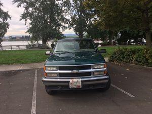 Chevy Silverado Z-71 4x4 for Sale in Vancouver, WA