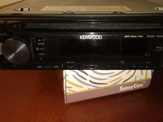 Kenwood Car Stereo for Sale in Spring Valley,  CA