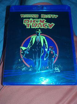 Warren Beatty's Dick Tracy Dvd for Sale in Maricopa,  AZ