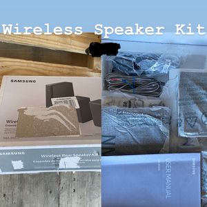 Samsung Wireless Speaker Kit for Sale in Murfreesboro, TN