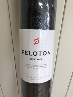 Pelton Bike Mat or Workout Mat for Sale in North Plains, OR