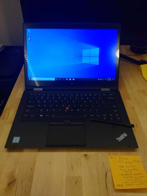 X1 Yoga ThinkPad Laptop, Core i7, Wacom pen for Sale in Laveen Village, AZ