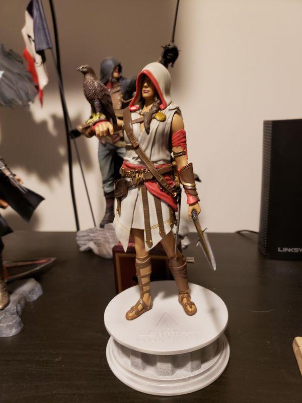 Assassin's Creed Kassandra Statue