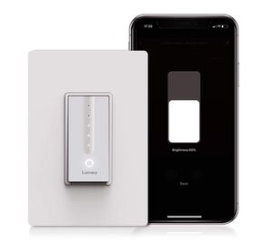 Lumary L-DS100 Dimmer Smart Light Switch with Wifi and Voice Control, Compatible with Alexa, Google Assistant (No Hub required) for Sale in Los Angeles, CA