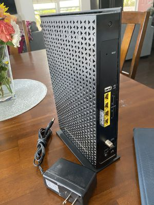 Netgear Nighthawk Router/Modem Combo for Sale in Huntington Beach, CA
