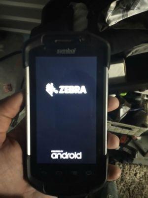 Zebra handheld mobile scanner for Sale in Atascocita, TX