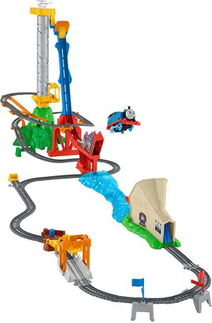 Thomas and Friends sky high bridge jump for Sale in DAYT BCH SH, FL