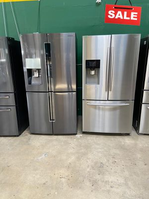 Samsung Refrigerator Fridge Delivery Available AVAILABLE NOW! #1541 for Sale in San Antonio, TX